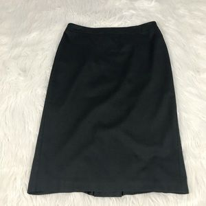 Cabi Bossy Pleated Back Style Pencil Skirt